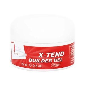 BLAZE X-Tend Builder Gel  / Clear 15 мл 15 мл