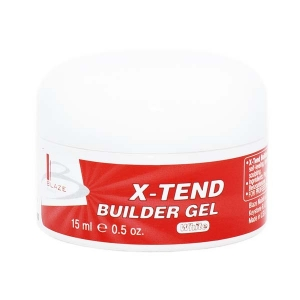BLAZE X-Tend Builder Gel  / White 15 мл 15 мл