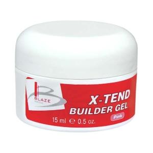 BLAZE X-Tend Builder Gel  / Clear Pink 15 мл 15 мл