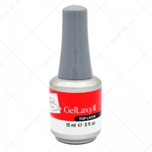 BLAZE GelLaxy II Top Layer - Топ для гель-лака 15 мл