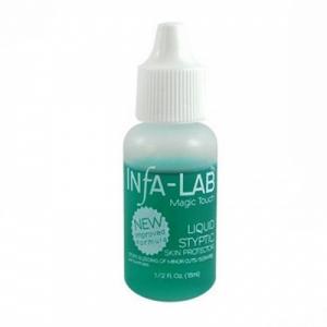 INFALAB Liquid Styptic - Средство для обработки порезов 15 мл