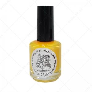 Kaleidoscope краска для стемпинга st-05 Желтый
