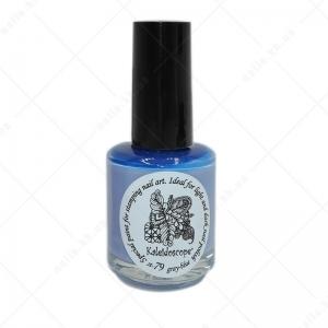 Kaleidoscope краска для стемпинга st-79 Голубой дым