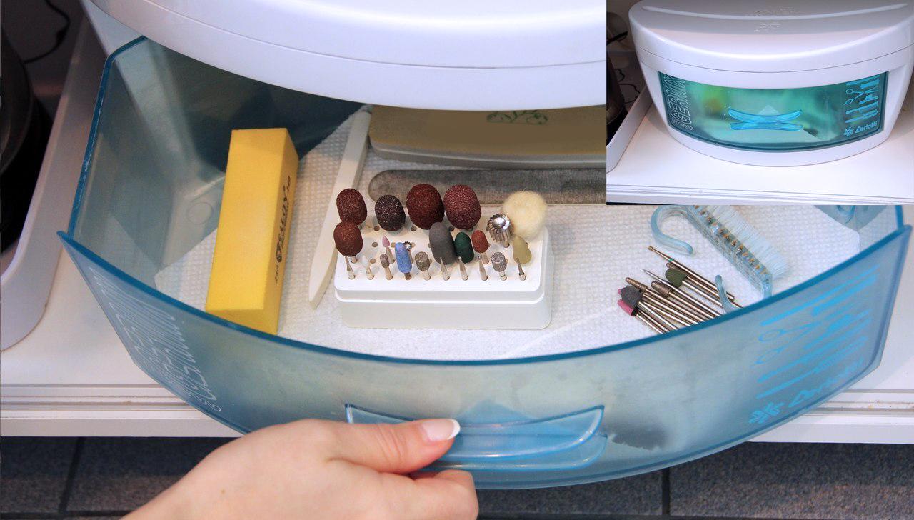 Как надо стерилизовать инструменты по маникюру6